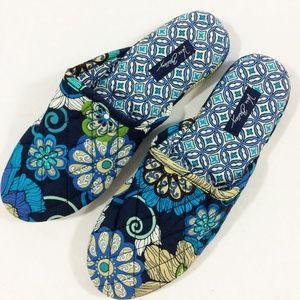 Vera Bradley mule slippers